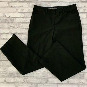 Express Editor Pant Size 4S Black